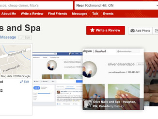 Yelp is up and active!