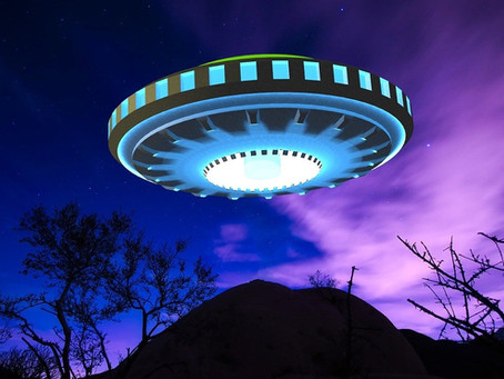Have we all been abducted by aliens?