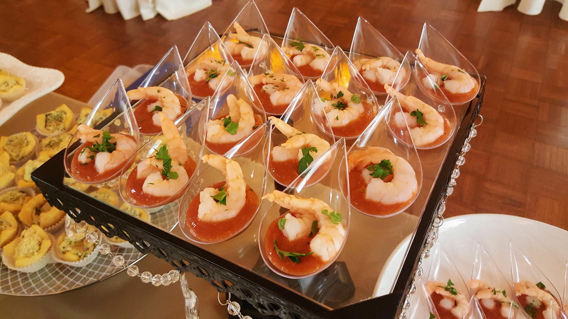 Mini Shrimp Cocktails