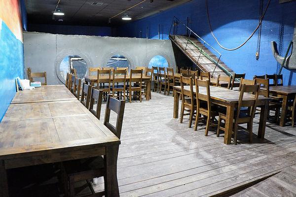 East Idaho Aquarium Special Events Room