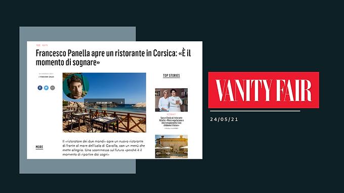 Francesco Panella apre un ristorante in Corsica: «È il momento di sognare»