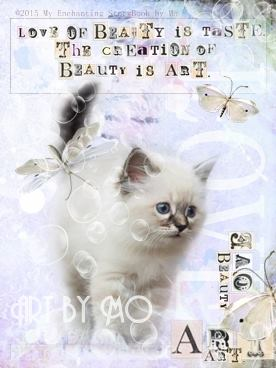 ATC World Collection 'Love of Beauty
