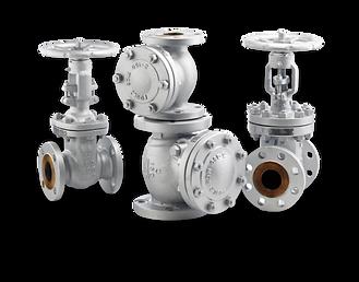 cast valves