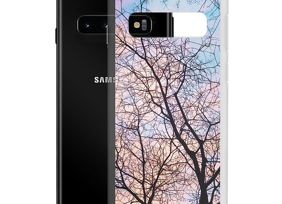 Cotton Candy Trees Samsung Case