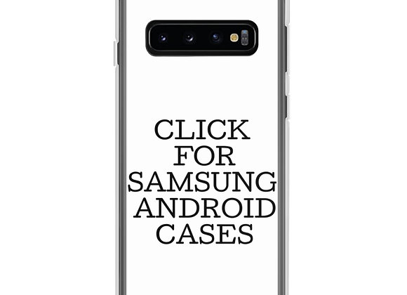 SAMSUNG(ANDROID CASES)