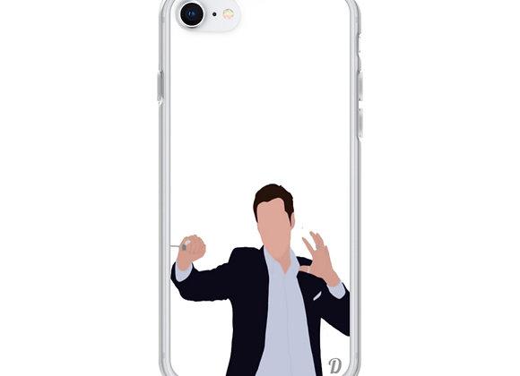Kai parker iPhone Case