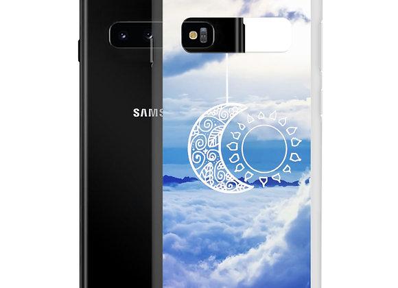 Blue Moon&Sun Samsung Case