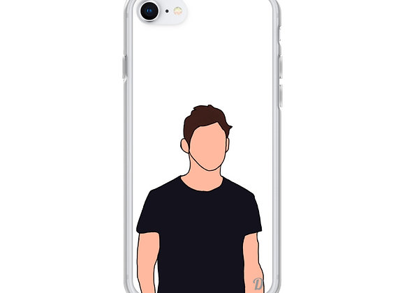 Hardin Scott iPhone Case