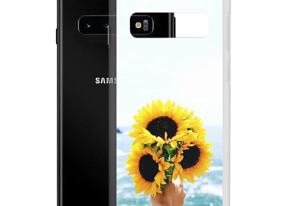 Sea Sunflower Samsung Case