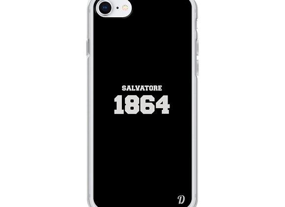 Salvatore 1864 iPhone Case