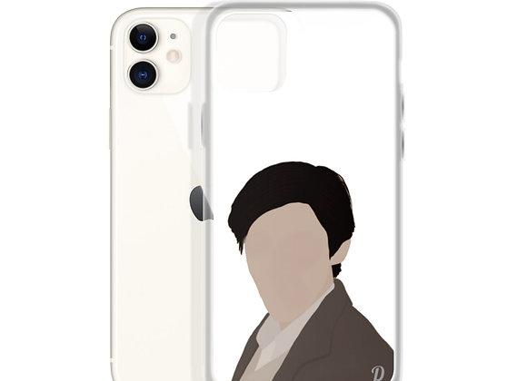Louis Partridge iPhone Case