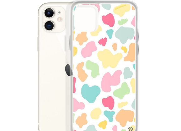 Rainbow MOO iPhone Case