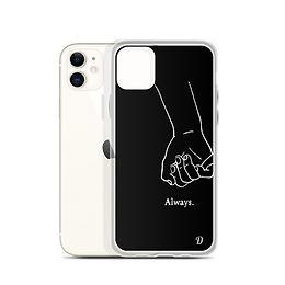 ALWAYS Couple iPhone Case