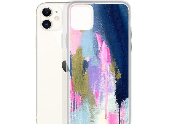 Paint Smudge iPhone Case