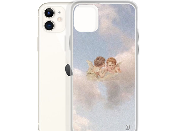 Angel Whispers iPhone Case