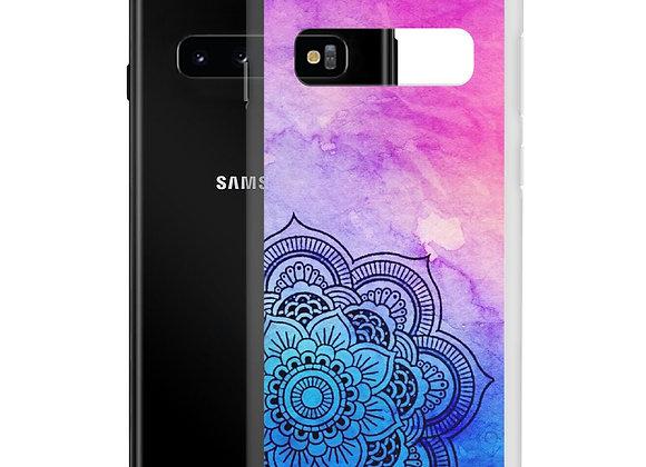 Pastel Mandala Samsung Case