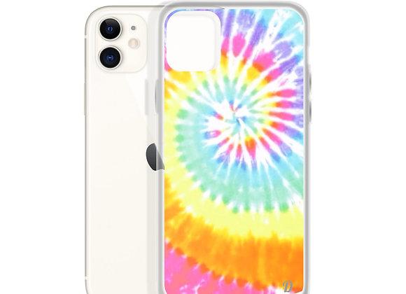 Pastel Rainbow iPhone Case