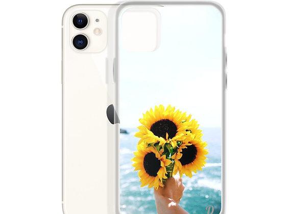 Sea Sunflower iPhone Case