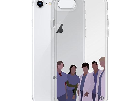 Greys Anatomy iPhone Case