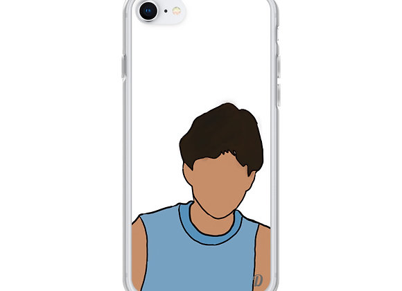 Young Ralph Macchio iPhone Case