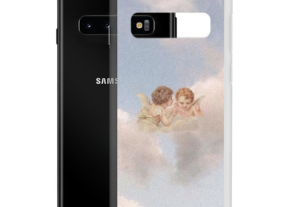 Angel Whispers Samsung Case