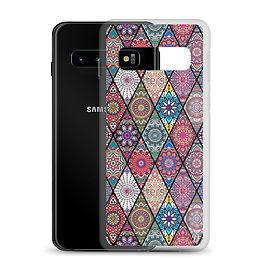 Kaleidoscope Mandala Samsung Case