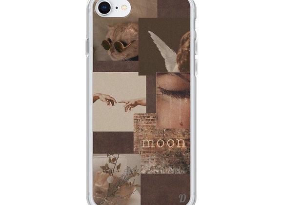 Brown aesthetic Phone Case