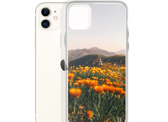Marigold Maze iPhone Case