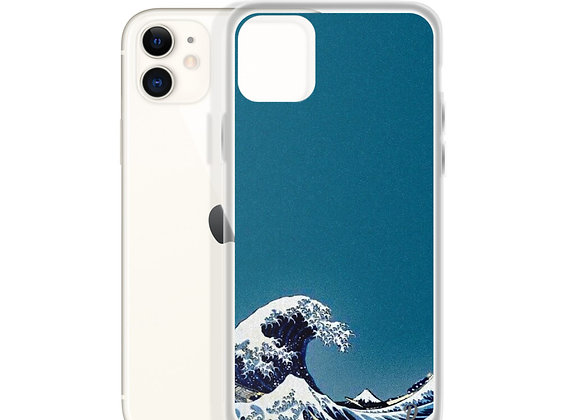 Tidal Waves iPhone Case