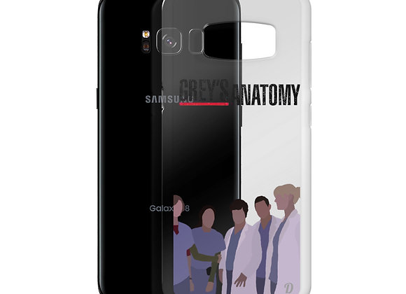 Greys Anatomy Samsung Case