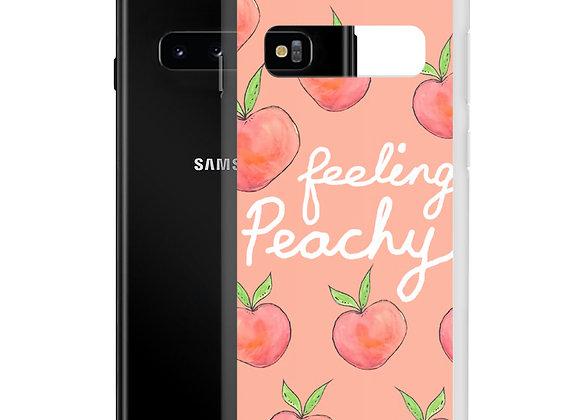 Feeling Peachy Samsung Case