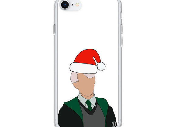 Christmas Draco iPhone Case