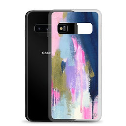 Paint Palette Smudges Samsung Case
