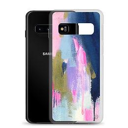Paint Palette Smudges Samsung Case