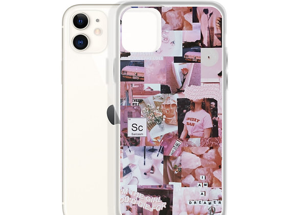 Lifestyle Collage iPhone Case