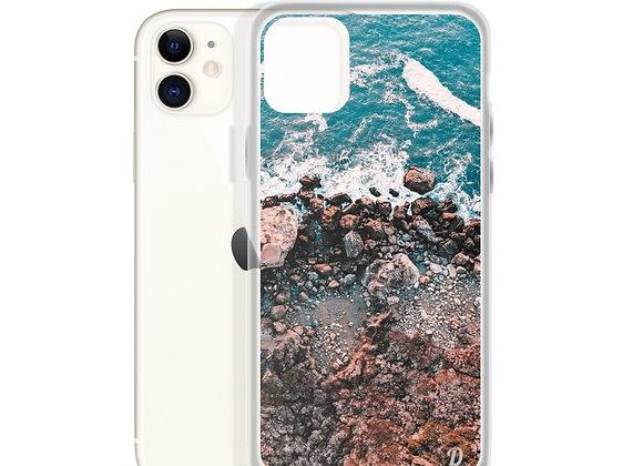 Sea Crash iPhone Case