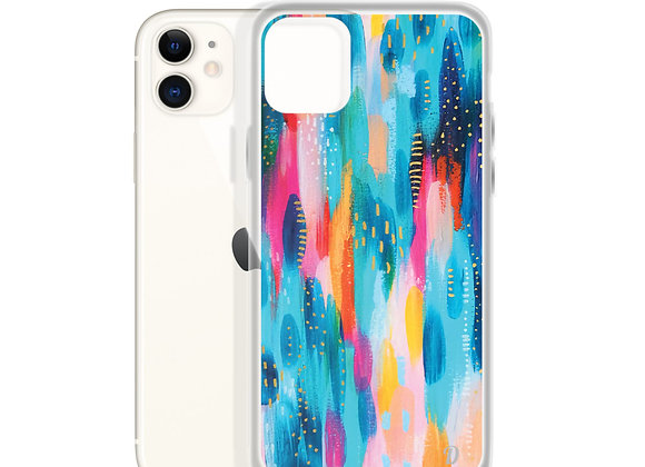 Shades Of Colour iPhone Case