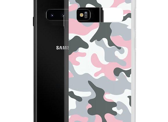 Pastel Camouflage Samsung Case