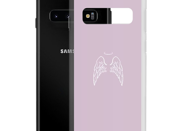Pink Angel Devil Samsung Case