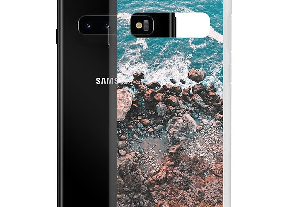 Sea Crashes Samsung Case