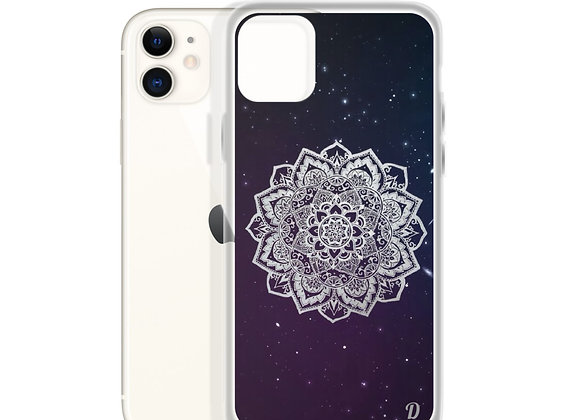 Galaxy Mandala iPhone Case