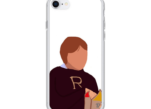 CHRISTMAS RON iPhone Case
