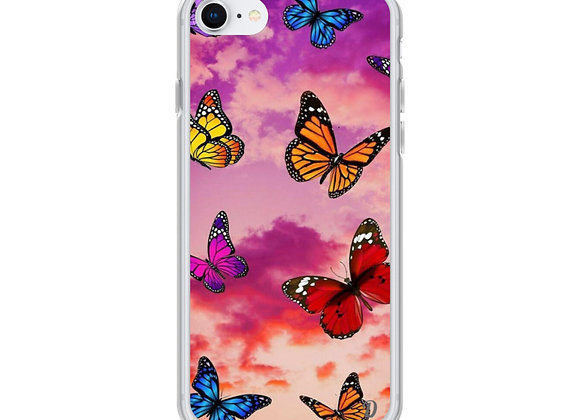 Mini Butterfly iPhone Case