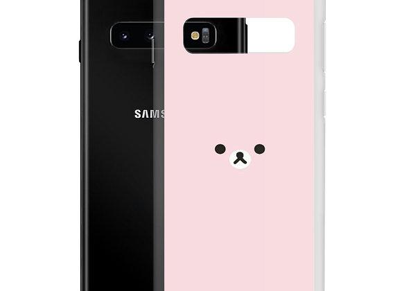 Pink Bear Samsung Case