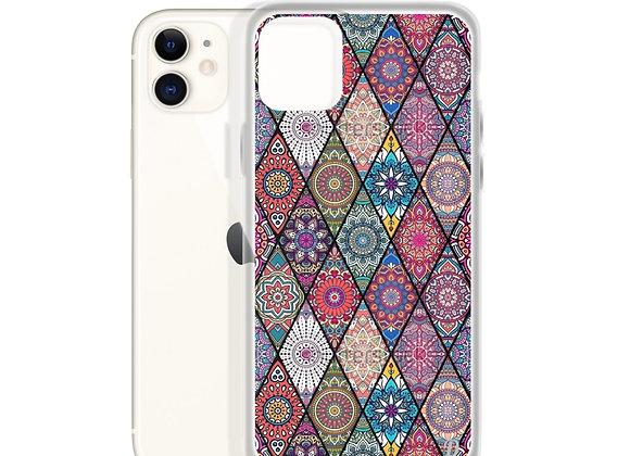 Kaleidoscope Mandala iPhone Case