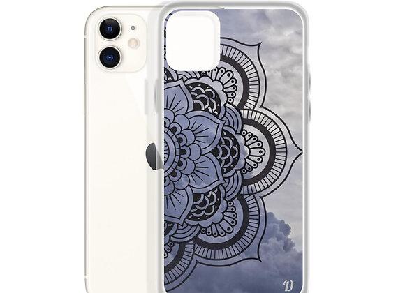 Sky Mandala iPhone Case