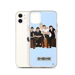 1D iPhone Case