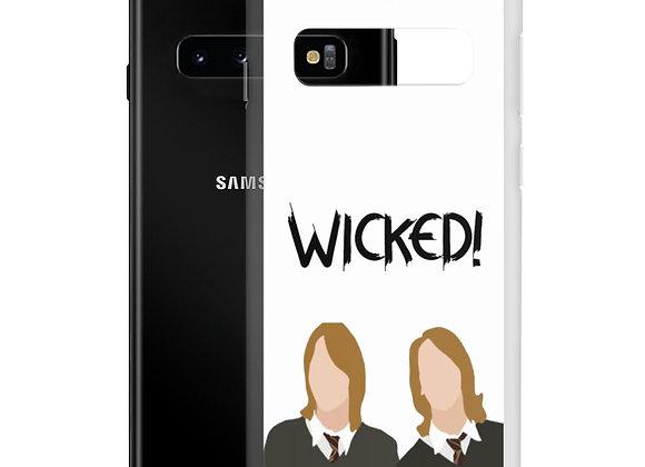 Weasly twins Samsung Case