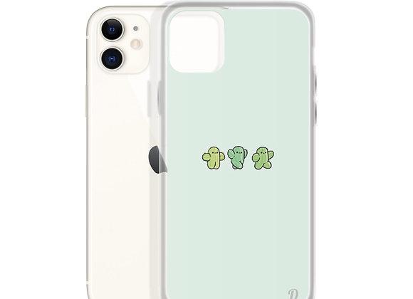 Cactus Amigos iPhone Case