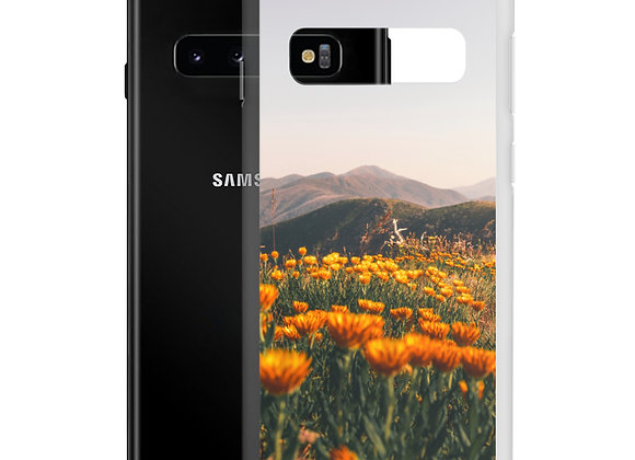 Marigold Maze Samsung Case